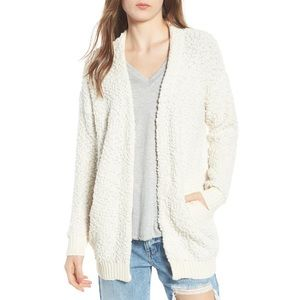 Dreamers by Debut Nubby Ivory Cardigan